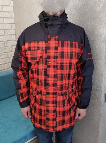штормовка LOFFLER Outdoor Gore-Tex куртка made in Austria M-L оригинал
