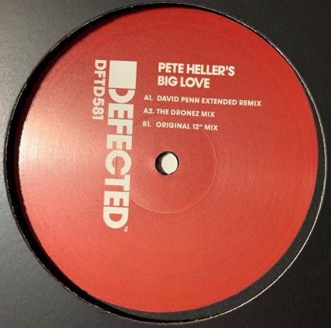 Pete Heller – Big Love (novo / mint)