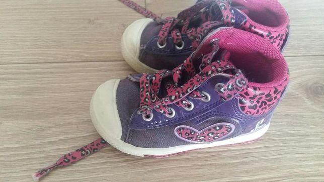Buty dxiewczece rozmiar 22 dł wkładki 13cm