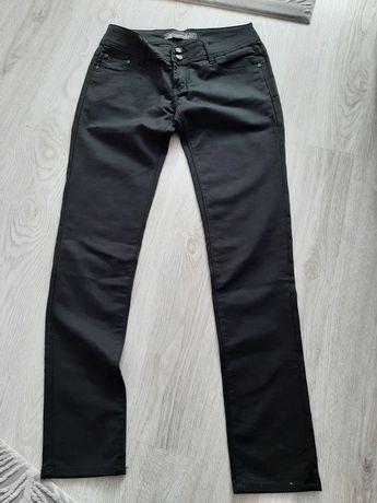 Spodnie damskie czarne XL