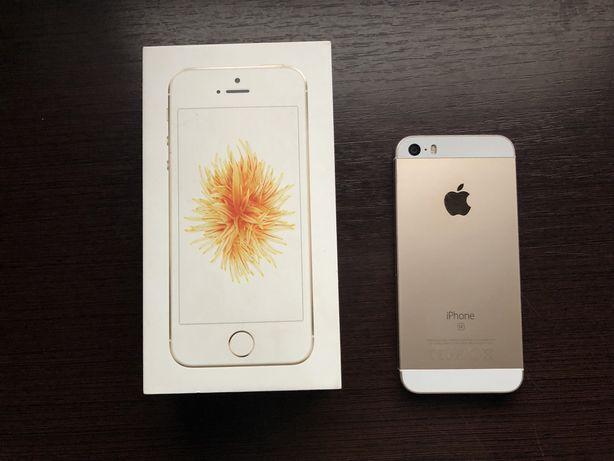 Iphone SE gold 16 gb neverlock