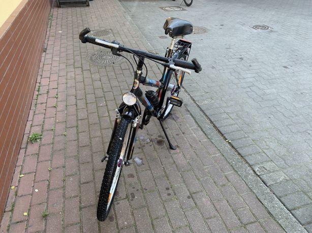 Rower damski Altura tenco Bike włoski
