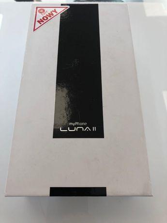 Telefon myPhone Luna II Dual Sim 2GB/16GB Black (381)