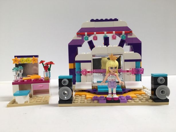 LEGO 41004 Friends - Scena prób