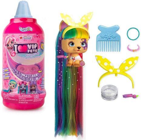 VIP Pets Домашний любимец с длинными волосами в бутылке IMC Toys