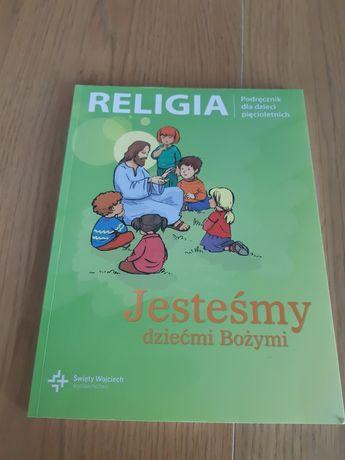 Podręcznik religia Jesteśmy dziećmi Bożym dla 5 latka