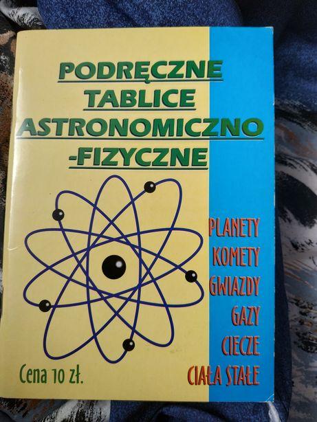 Tablica astronomiczno fizyczna