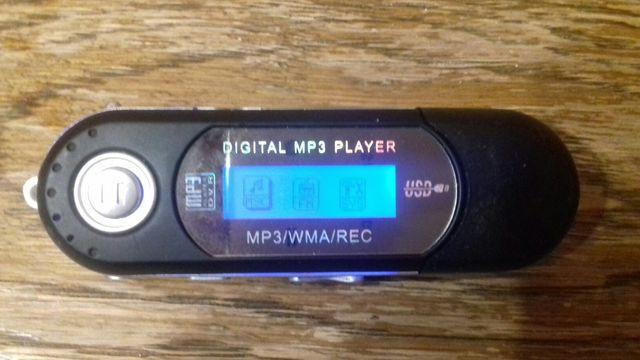 Odtwarzacz MP3 USB FM RADIO