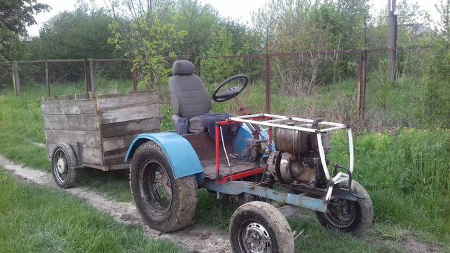 Продаю Трактор, стан відмінний. На ходу