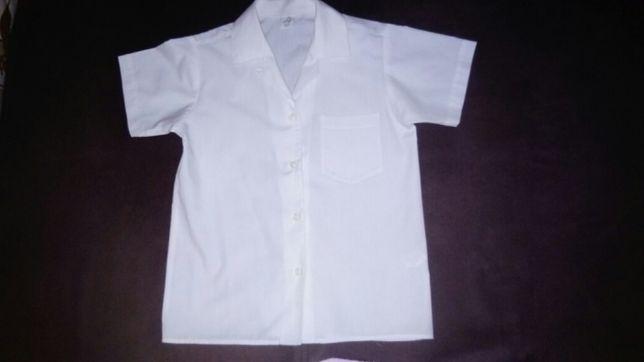 Bluzka dziewczęca z krótkim rękawem