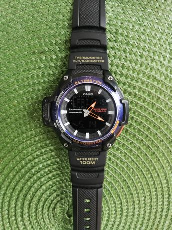 Продам часы Casio SGW-450H