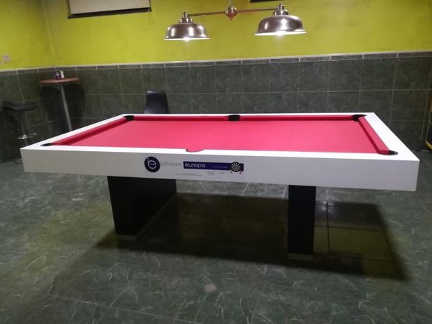 Aluguer bilhar de Snooker ou exploração em todo país,maquinas setas