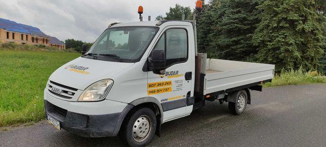 Samochód dostawczy Iveco Daily 35S12V Wywrotka Klimatyzacja Automat