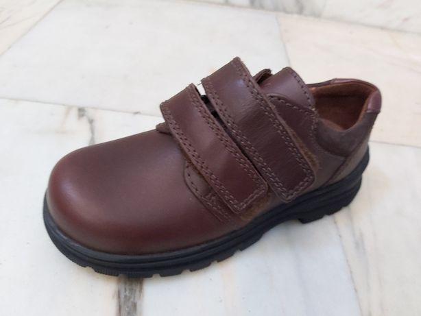 Sapatos Castanho em Pele T30 - START RITE (UK) - NOVO
