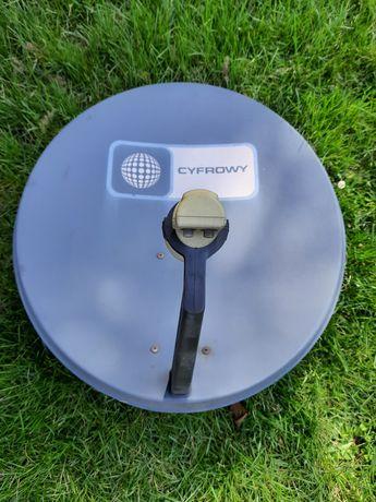 Talerz antena satelitarna Cyfrowy Polsat