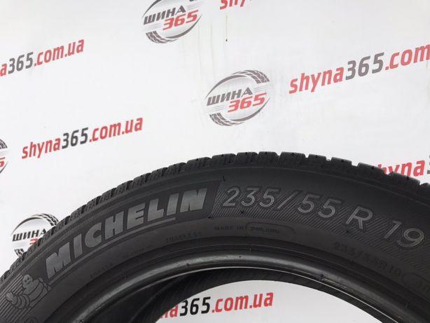 R19 235/55 MICHELIN CrossClimate Шины Б.У Склад Літо 5.4mm Germany