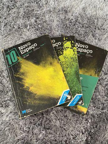 Livros matemática 10° ano