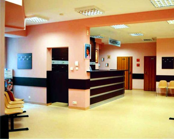 gabinety lekarskie /stomatologiczne/NZOZ/kosmetologia