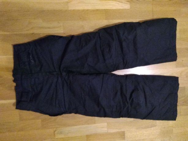 Spodnie narciarskie ocieplane 122/128