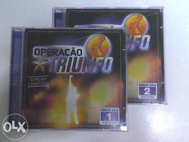 Cds Operação Triunfo 2003