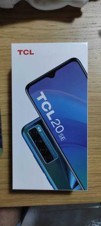 Smartphone TCL 20 SE (6.82'' - 4 GB - 64 GB - Preto)