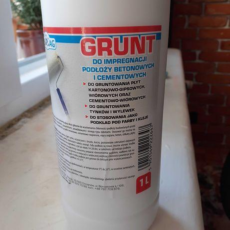 GRUNT na tynk i beton