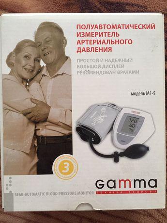 Измеритель артериального давления Gamma