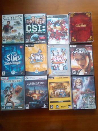 Jogos PC vários temas