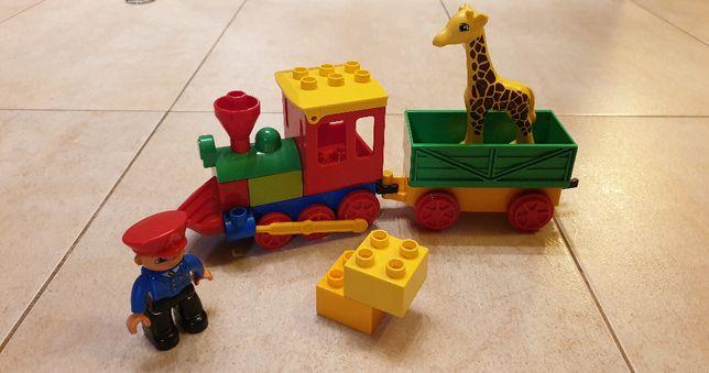 Zestaw LEGO Duplo 6144 - Ciuchcia w Zoo (Warszawa, Ursynów)