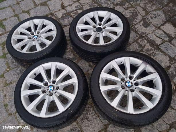 Jantes BMW 520D 245/45 R18 e 225/45 R18