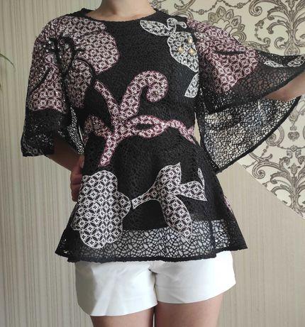 Шикарная блуза Celine. В размере М.