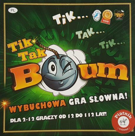 Piatnik Tik Tak Bum (nowa edycja)