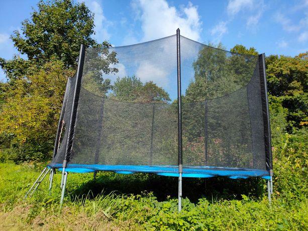 Trampolina ogrodowa średnica 4,04cm