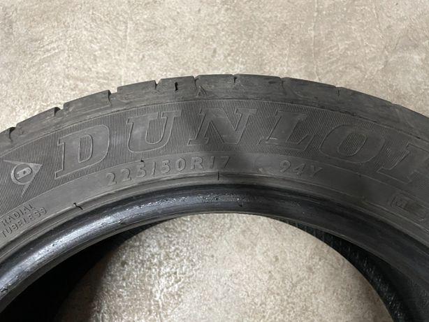 Opony letnie Dunlop SP Sport 01