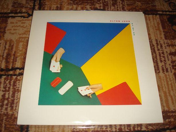 Płyty winylowe Elton John 21 AT 33