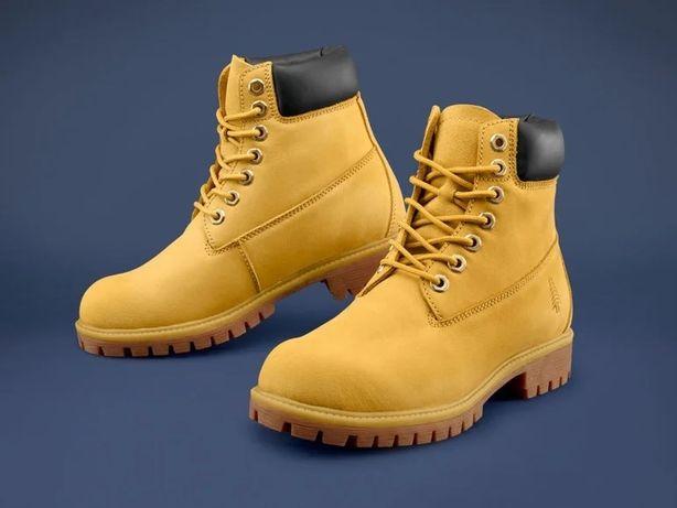 Кожаные ботинки Esmara