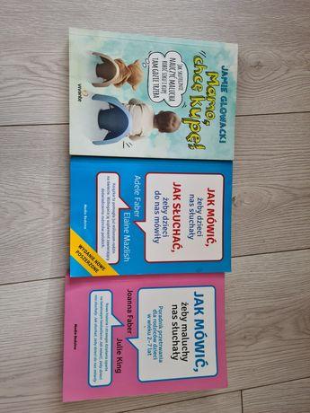 Książki/ jak mówić żeby dzieci/maluchy nas słuchały