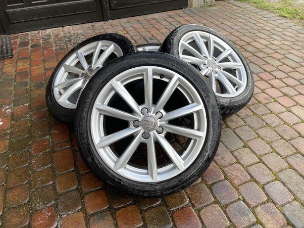 Koła felgi 18 cali 5x112 S-line Audi a4 a6 a3 Seat VW Skoda