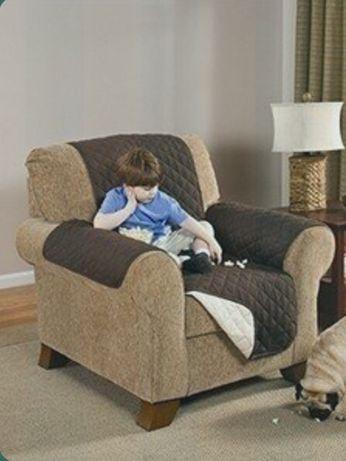 Protetor de sofá reversível para um lugar,dois lugares,três lugares