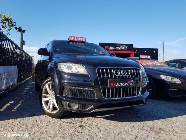 Audi Q7 3.0 V6 TDi quattro S-line Tiptronic