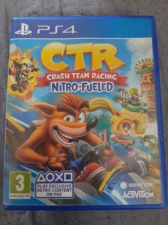 CTR Nitro Fueled PS4