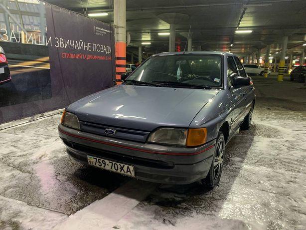 Ford Escort  1.6, 16v, ГАЗ, 1991г.