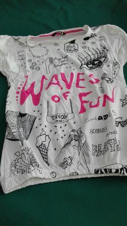 Tshirts de Menina