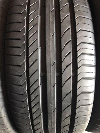 275/35/20+245/40/20 R20 Continental ContiSportContact 5 4шт