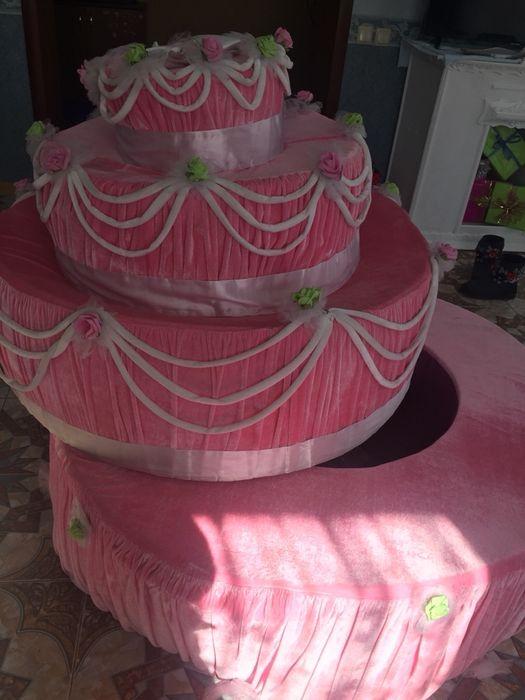 Паралоновий торт Калиновка - изображение 1