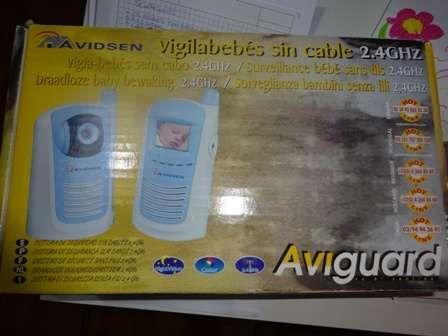 Camara Video Vigilância para Bébés Aviguard