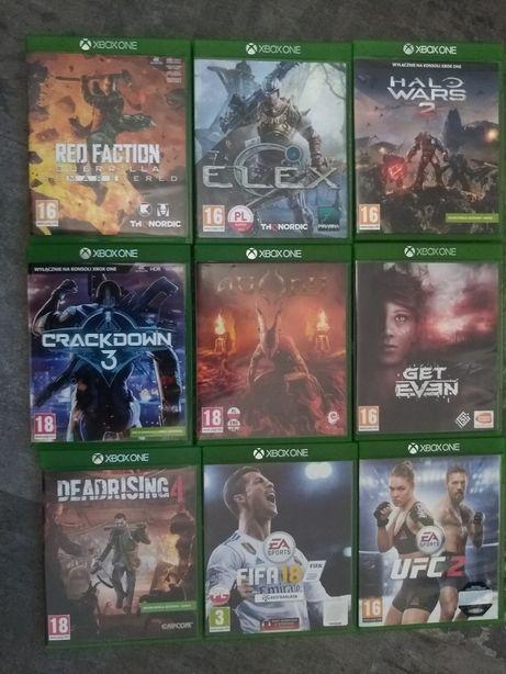 Zamienię gry na inne np: Forza 2,3,4, GTA v 5, skate 3 do Xbox One
