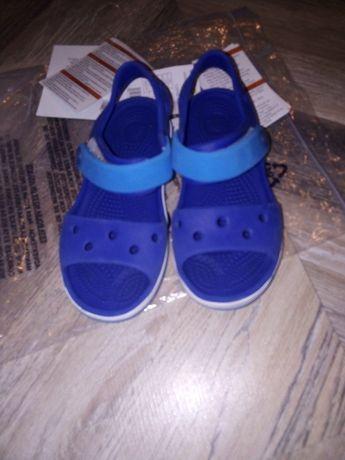 Crocs c10 sandały crocsy 26 rozm