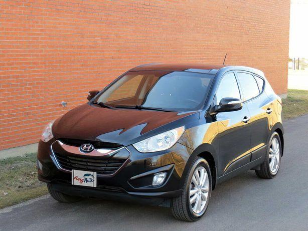 Hyundai Tucson AWD 2013