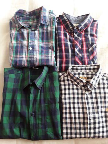 Camisas 10 A